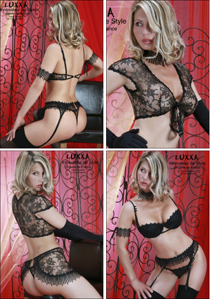 luxxa lingerie made in france