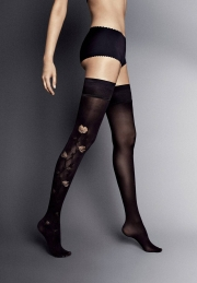 Garter Stockings Veneziana AR HYPNOSE