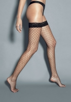 Garter Stockings AR RETE GRANDI