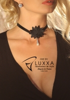 Luxxa Made in France Amira  Collier guipure