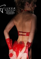 Handfesseln Luxxa Dessous Love Rouge Menotte