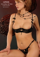 Thong Sets Capricorne 1/2 sein ouvert