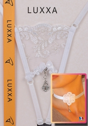 Ensemble string Collier Ensemble Luxxa SONIA