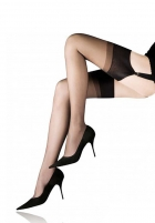Stockings Luxxa Sexy Lingerie BAS NOIR