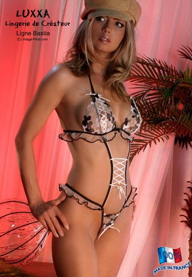 sur Luxxa.net : Body bastia luxxa sexy lingerie