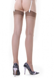 Stockings Clio Nylon vison (ref. 602)
