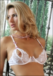 Triangle Bra Luxxa Made in France Lavandou  Ouvert