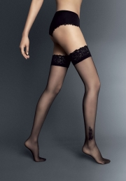Garter Stockings Veneziana AR DORIS 20